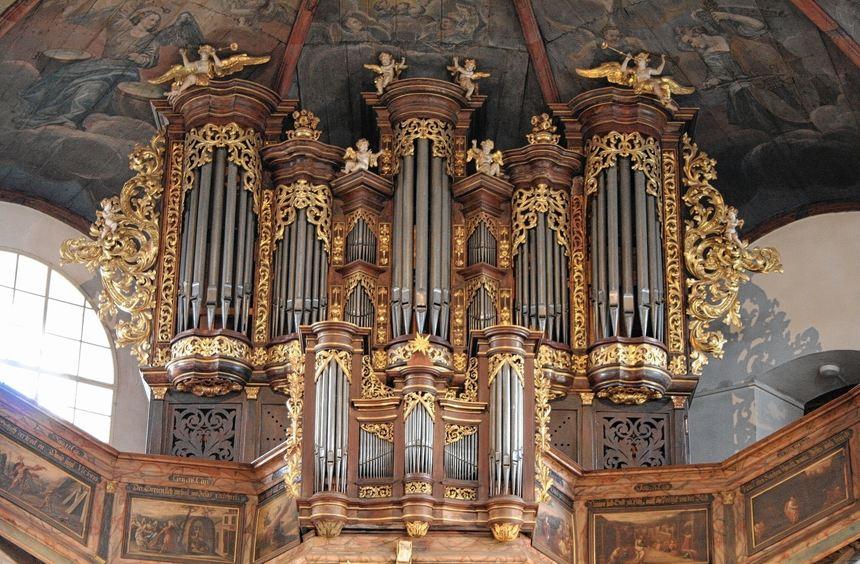 Die Orgel der Dreifaltigkeitskirche bedarf einer dringenden Sanierung - ein Benefizkonzert soll ...