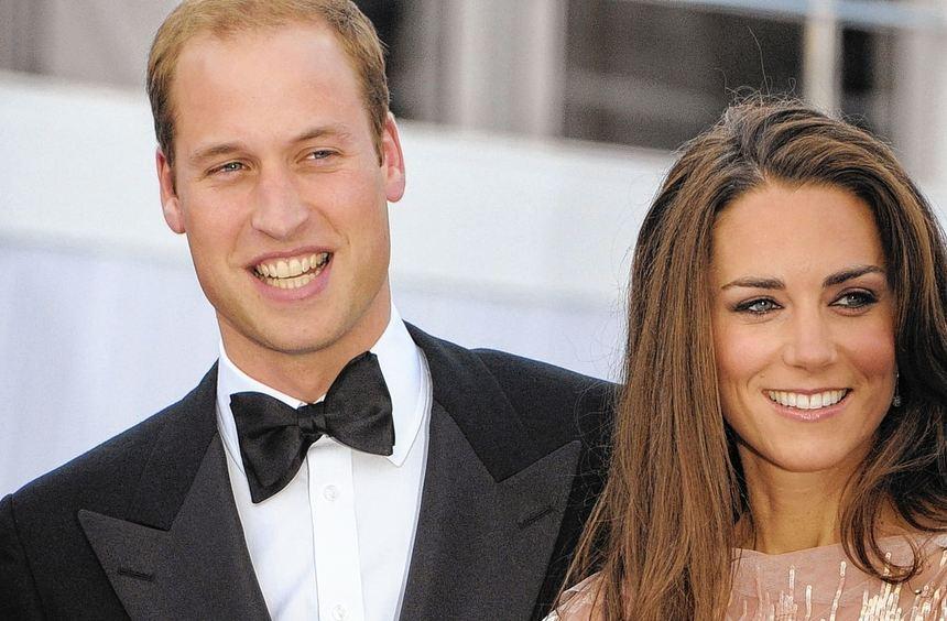 Das Lächeln dürfte Prinz William und seiner Frau Kate beim Blick in manche Zeitschriften ...