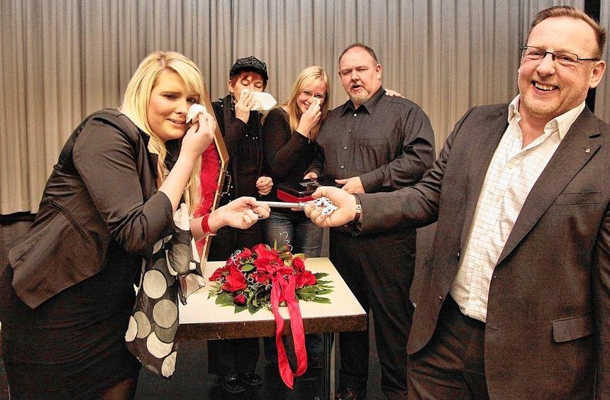 Zeitenwende: Während Luxina Jule I. vom Märchenwald Tränen vergießt, freut sich Bürgermeister ...