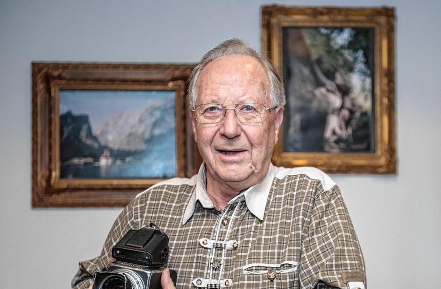 Organisiert die Seniorenfahrten der Gemeinde Lautertal: Rudolf Müllerklein