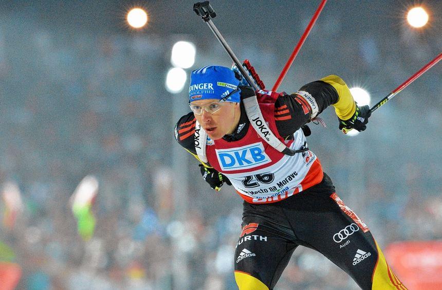 Andreas Birnbacher fühlte sich im läuferischen Bereich besser als zuletzt und kam in die Top Ten.
