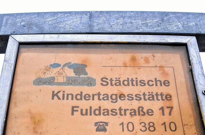 Die Kita Fuldastraße soll saniert oder neu gebaut werden.