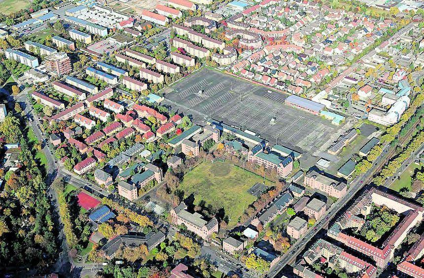 Straßen, Wege, Plätze, neues Wohnen und Arbeiten - vieles soll in den nächsten zehn Jahren zwischen ...