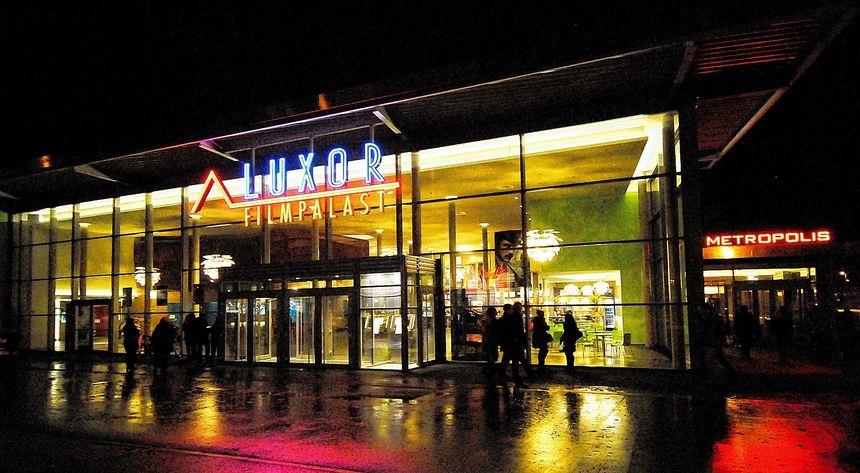 Luxor Filmpalast Bensheim