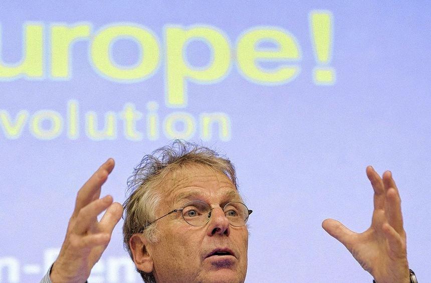 An der Verleihung des renommierten Theodor-Heuss-Preises an Daniel Cohn-Bendit hat sich eine ...