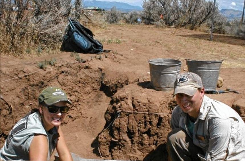 Seite an Seite mit Archäologen kann man im US-Bundesstaat Colorado sein Wissen vertiefen.