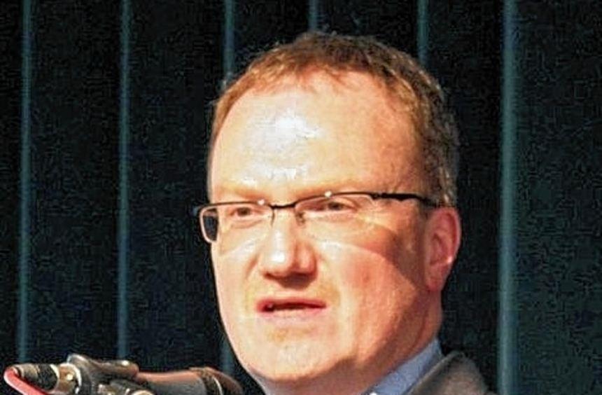 """""""Wirtschaftweiser"""" Professor Dr. Lars P. Feld referierte."""