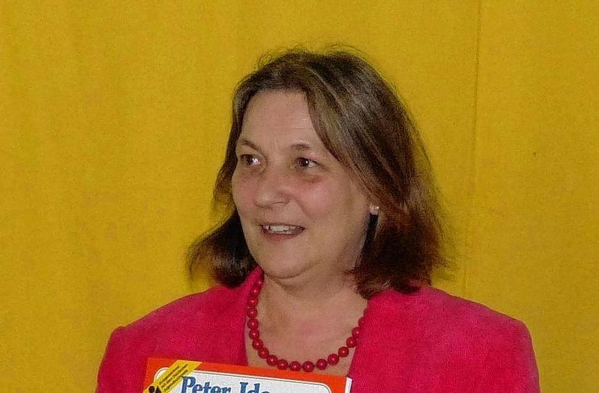 """Elke Hauenstein referierte in der Reihe """"Elternkompass""""."""