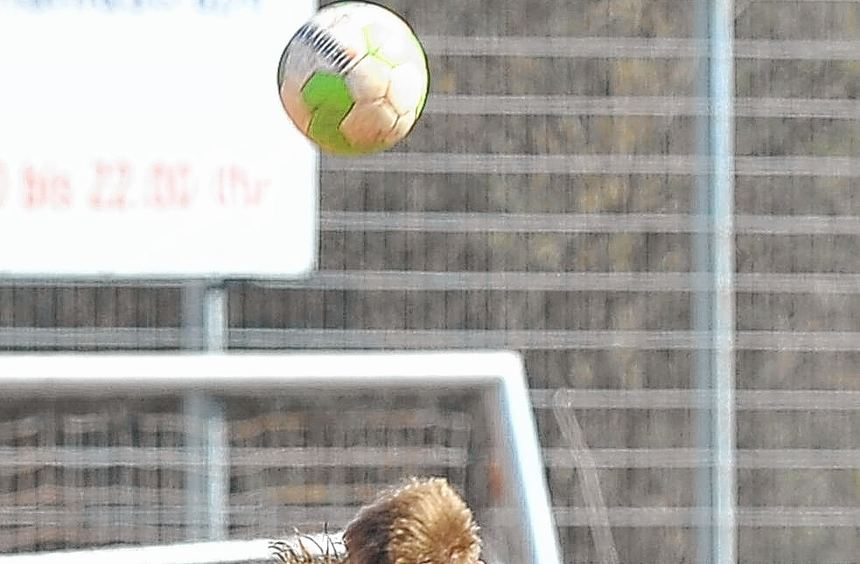 Bjorn Brehm (links) gehört beim TSV Neckarau zum Inventar. Der 31-Jährige Mittelfeldspieler ist ...