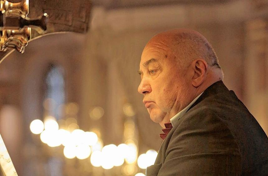 Der russische Orgelvirtuose Professor Rubin Abdullin zeigte sein Können bei einem Konzert in der ...