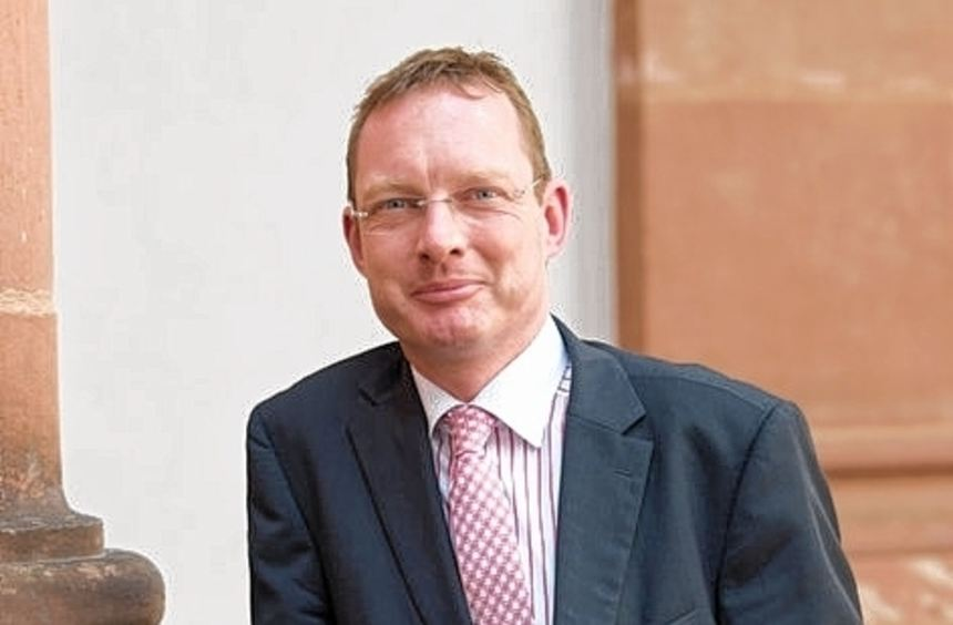 Jochen Paulus ist das erste AfD-Mitglied mit Landtagsmandat.