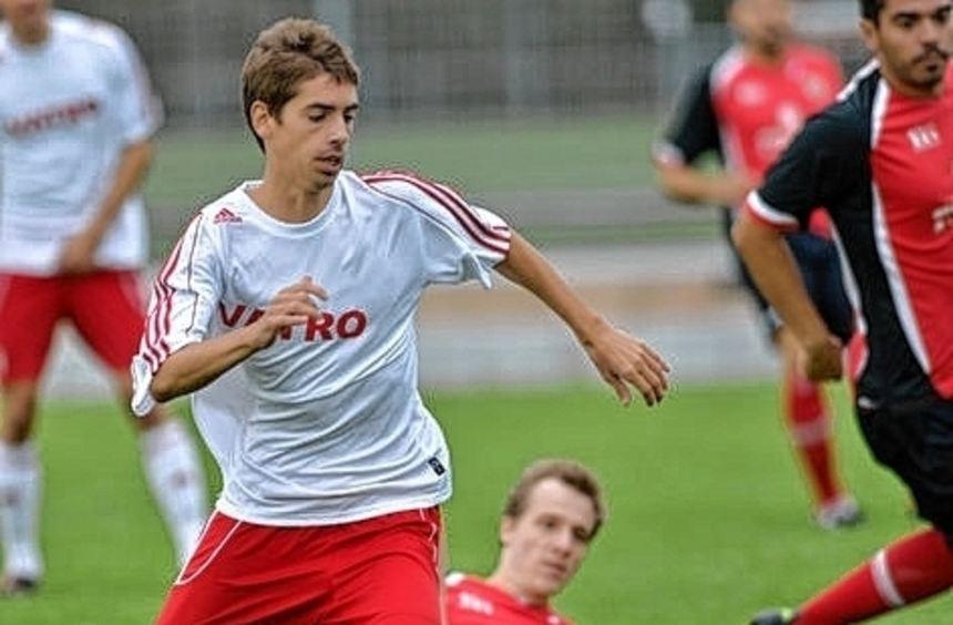 Matchwinner für den TVL: Tobias Haser erzielte das 1:0.