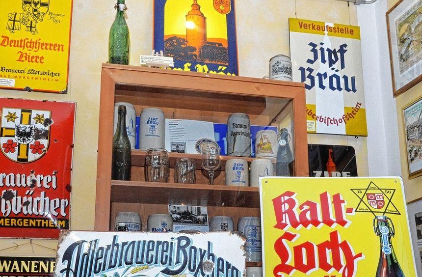 Mit seltenen Exponaten lässt eine Ausstellung im Rathausmuseum Hirschlanden am 11. und 12. Mai die ...