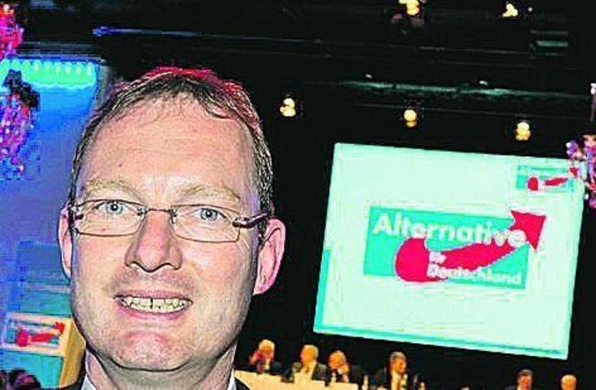 Jochen Paulus beschert der AfD einen Parlamentssitz.