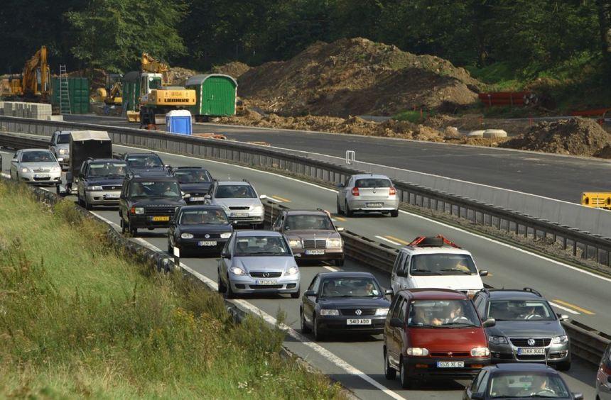 Auf Deutschlands Autobahnen wird derzeit wieder verstärkt erneuert und ausgebaut