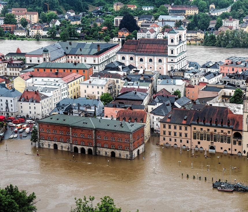 Katastrophenalarm Bayern