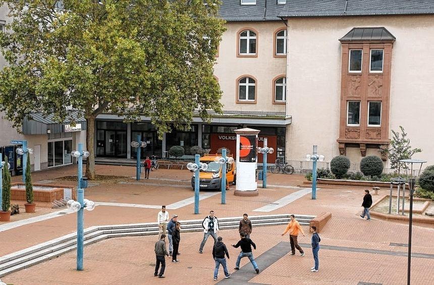 Der Bürgerhof ist einer der Orte in der Stadt, mit denen sich die Sommerakademie Architektur der ...