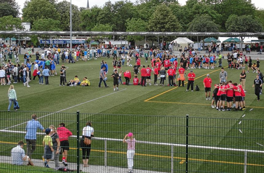 Am Wochenende nehmen Handballer beim 23. Neckar-Cup der Spielvereinigung Ilvesheim das ...