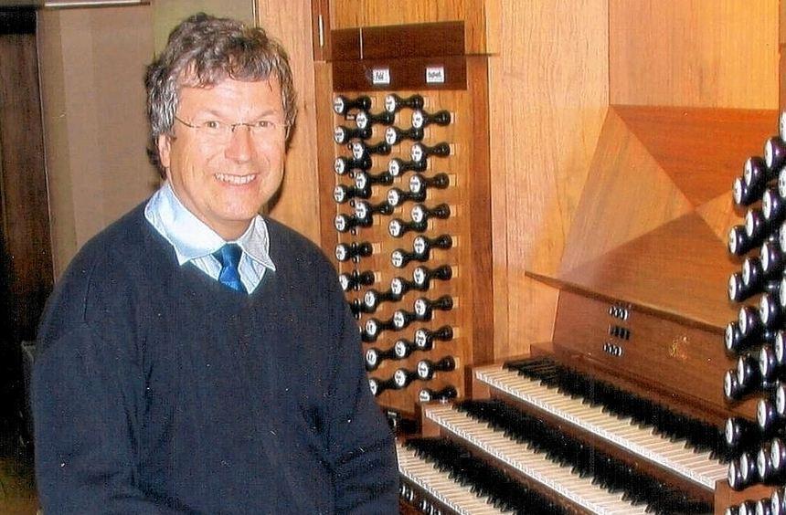 Organist Gabriel Dessauer verbindet eine große Leidenschaft mit der Orgelmusik und der Welte ...