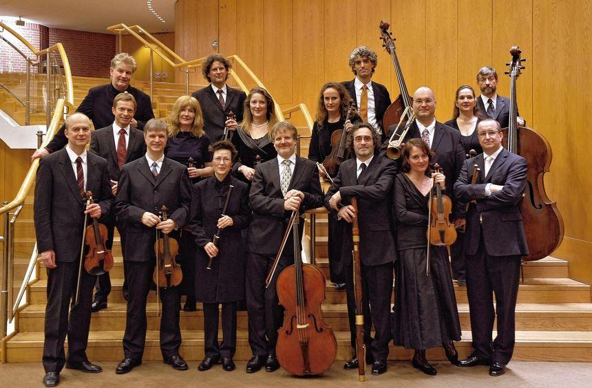 """Das renommierte Ensemble """"Concerto Köln"""" spielt Stücke, die einst den Kurfürsten erfreuten."""
