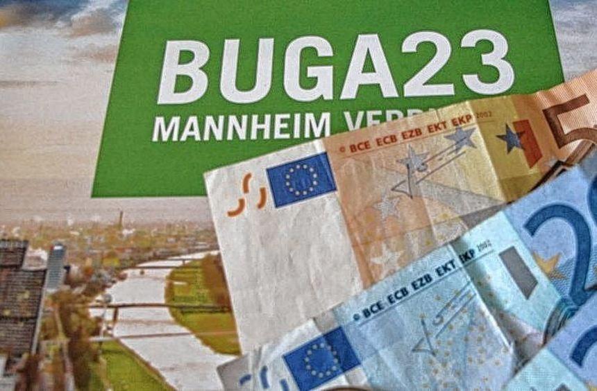 Der Buga-Bürgerentscheid wird mit 218 000 Euro finanziert.