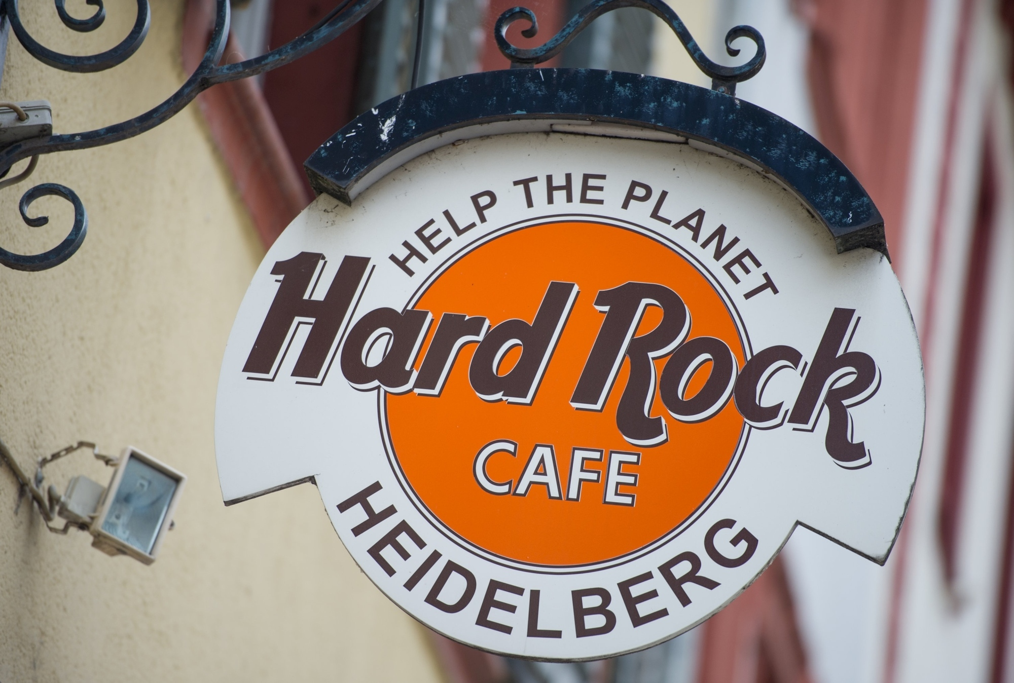 Hard Rock Cafe Weltweit