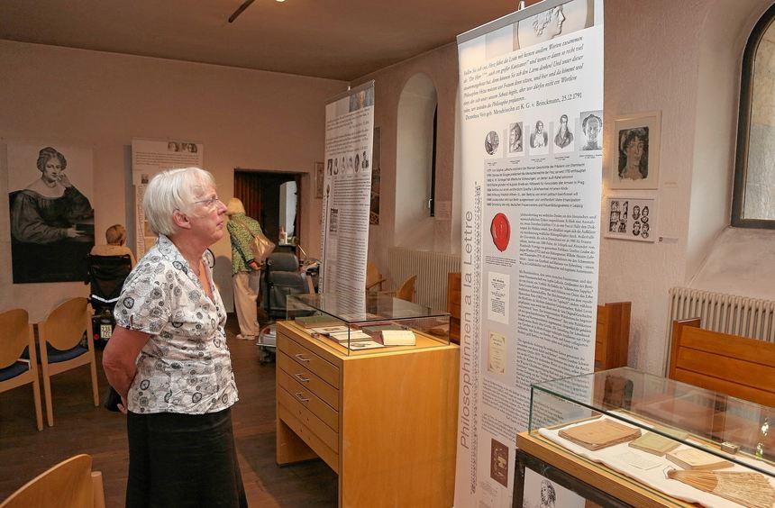 Die Ausstellung ist zwar dem Ehepaar Varnhagen gewidmet, ordnet aber ihr Wirken in die Zeit des 19. ...