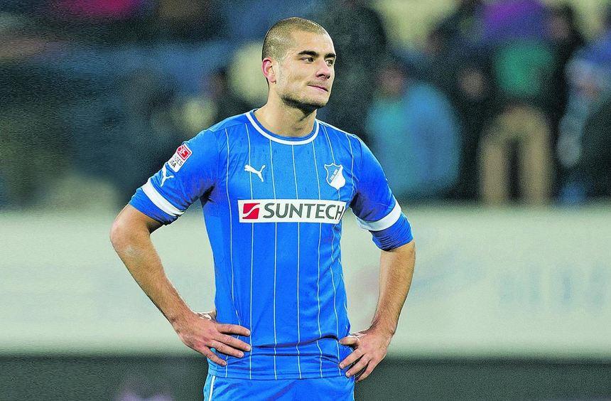 Eren Derdiyok hat in Hoffenheim nach sportlichem Misserfolg auch vor Gericht kein Glück.