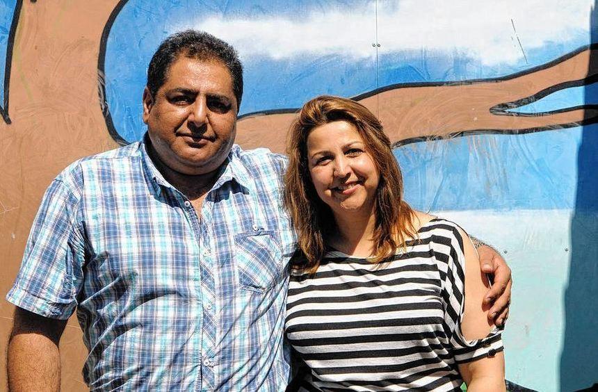 Vom Islam zum Christentum konvertiert und aus dem Iran geflüchtet: Die Familie von Mina Khodabakhsh ...