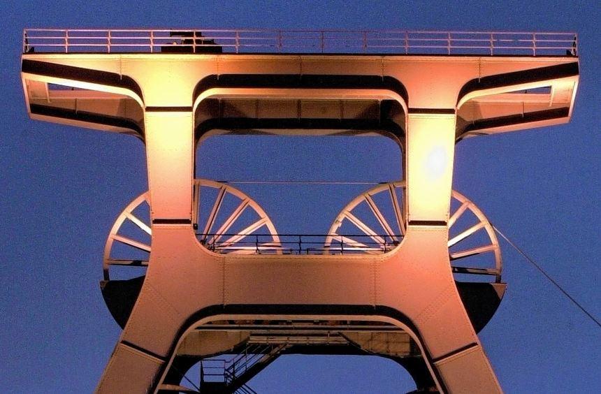 Die Zeche Zollverein zählt zum Unesco-Welterbe und ist kaum an einem Tag allein zu besichtigen. Am ...