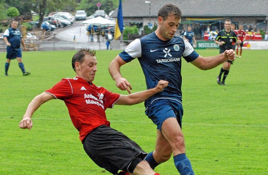 Ärgerlich war aus Sicht des FC Schweinberg die 2:3-Niederlage zum Saisonauftakt in der ...