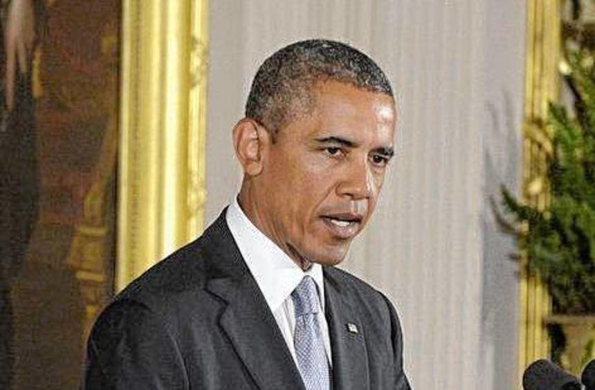 Setzt langfristig auf einen politischen Übergang: Barack Obama.