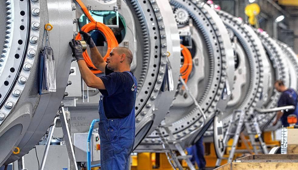 Maschinenbau ohne schwung wirtschaft wirtschaft for Maschinenbau ohne nc