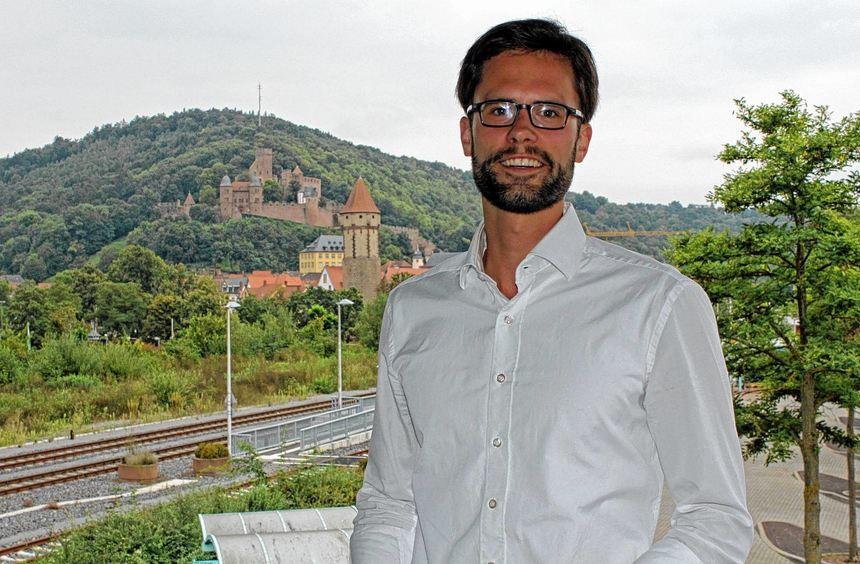 Von Wertheim aus in die Welt: Im Laufe seines erfolgreichen Studiums hat Dr. Hendrik Albrecht schon ...