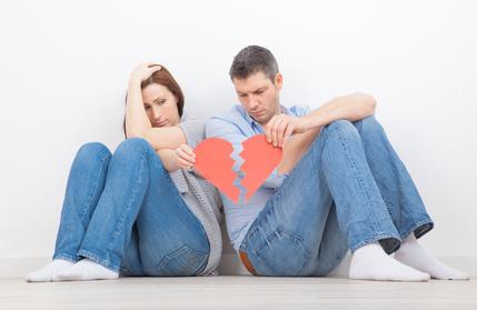 Haben Sie nach dem Scheitern einer Beziehung schon einmal das Gefühl ...