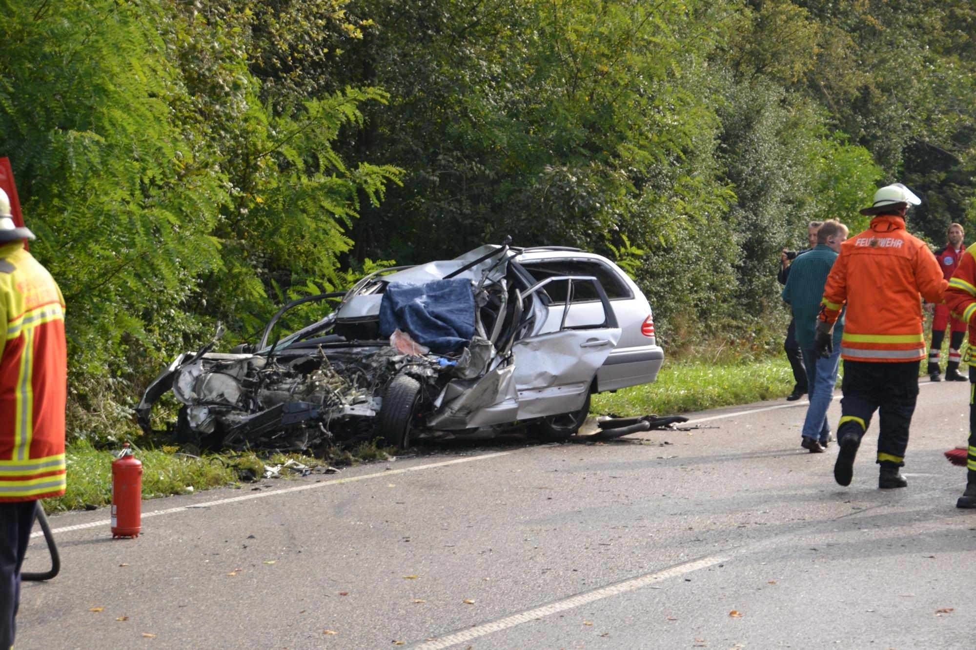 B35 Unfall Heute