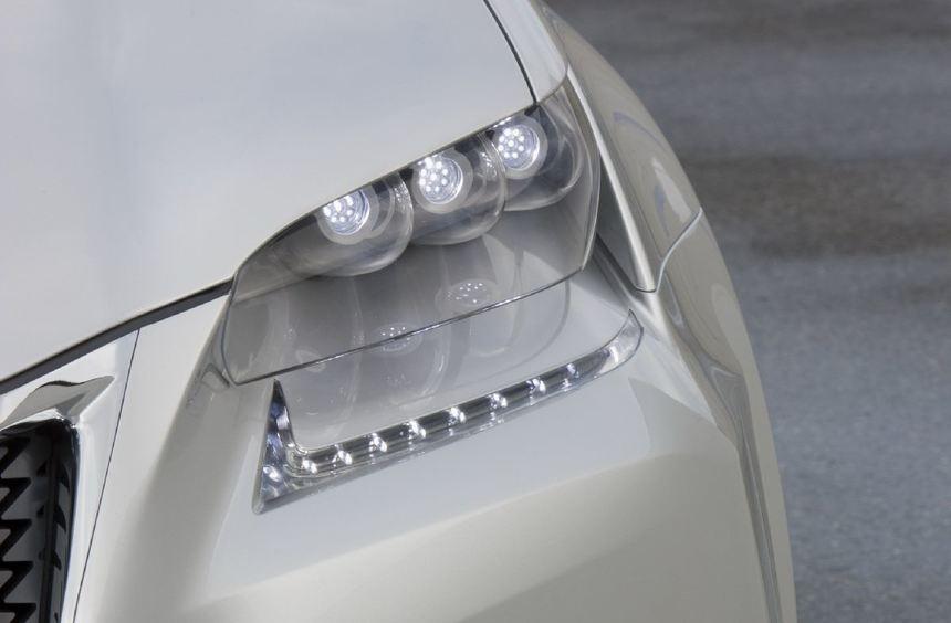 Der aktuelle Lexus GS könnte Spekulationen zufolge vom LF-Gh abgelöst werden