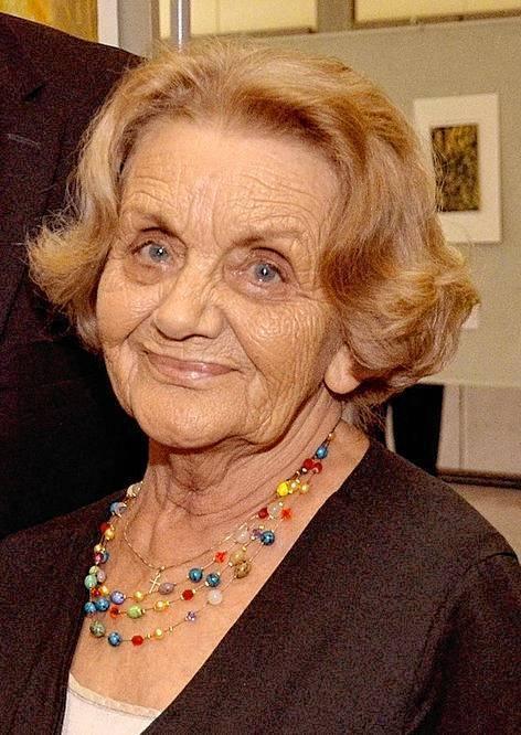 Im Alter von 77 Jahren verstarb <b>Martha Weber</b>. - image