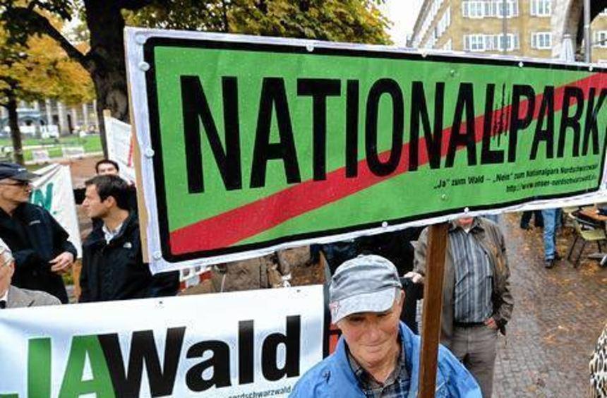Die CDU würde am liebsten mit den Bürgern den Nationalpark planen.