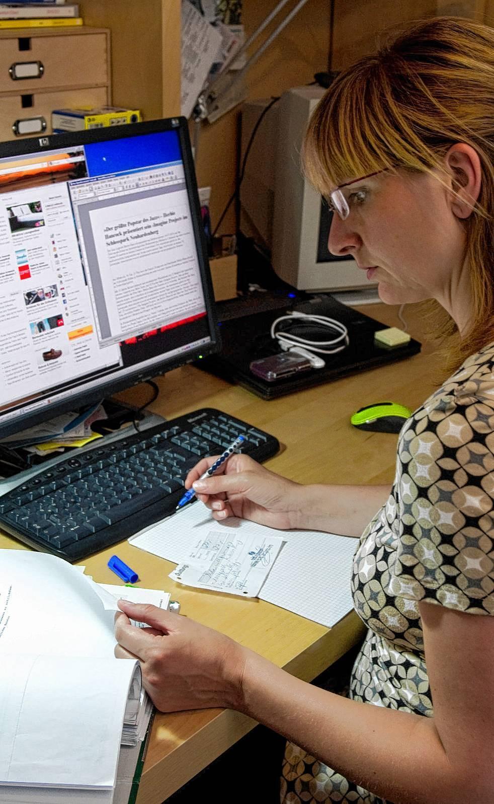 Büroarbeit Zu Hause Ohne Kanzlerbonus