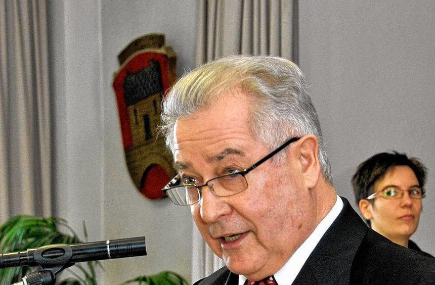Bürgermeister Philipp Bohrer kündigte seinen Abschied vom Amt an.