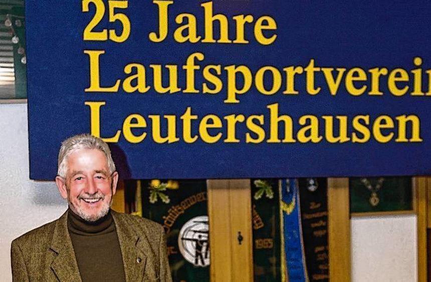 LSP-Vorsitzender Richard May erinnerte beim Neujahrsempfang an die bewegte Geschichte seines ...