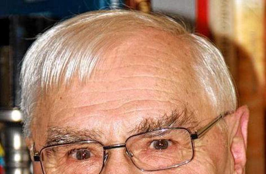 In wärmeren Gefilden: Paul Faulhaber feiert seinen 85. Geburtstag heute auf den Kanaren.