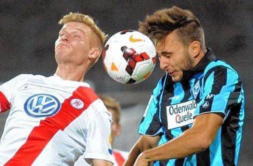 Fabian Schleusener (re.) möchte wieder nach Bahlingen zurück.