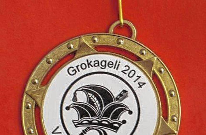"""Nach dem Aufbau heißt es bei der Groka-geli: """"Volle Fahrt voraus""""."""