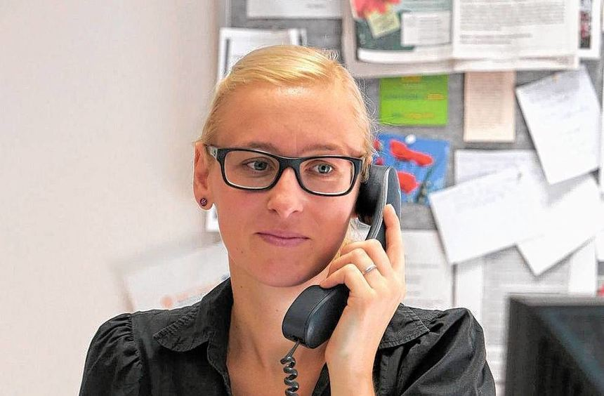 Ab dem 4. Februar berät Stefanie Fuchshuber auch in Lampertheim.