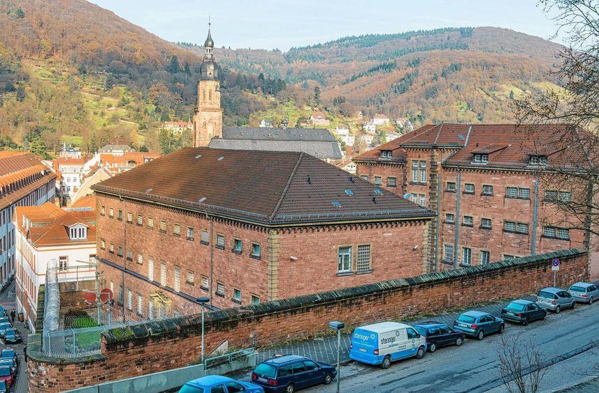 """Der """"Faule Pelz"""" hat als Gefängnis ausgedient: Noch in diesem Jahr will das Land die historischen ..."""