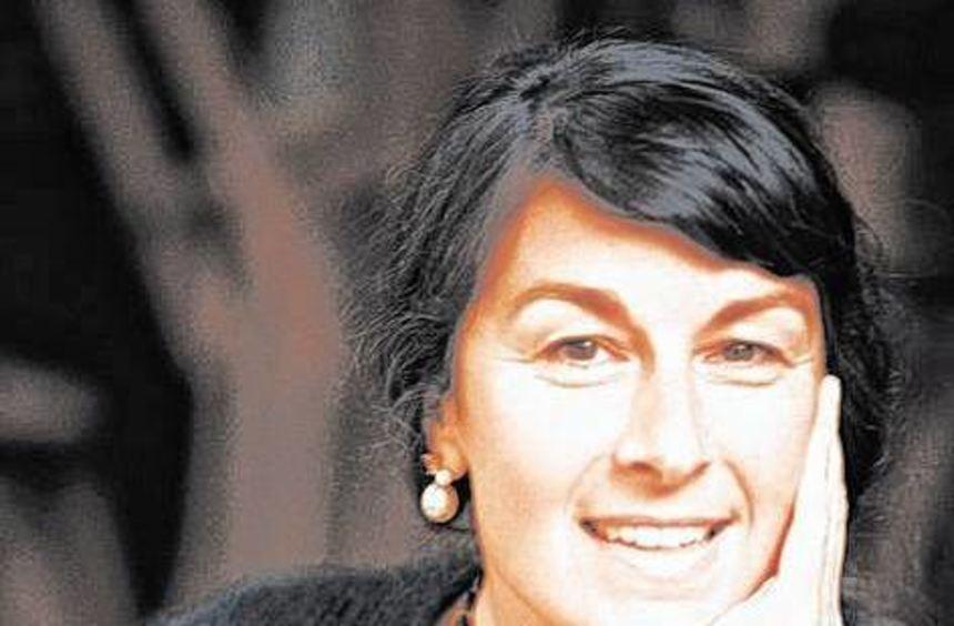 Zsuzsa Bánk liest am 21. Januar in Heppenheim.