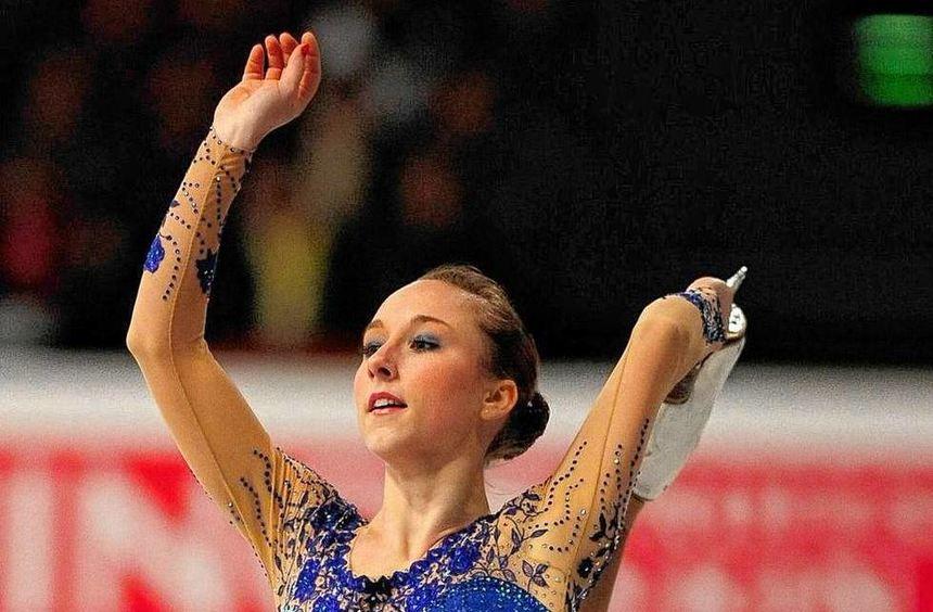 Nathalie Weinzierl stellt sich der internationalen Konkurrenz in Sotschi mit viel Selbstvertrauen - ...