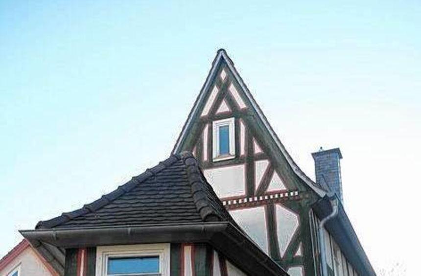 Das Haus in der Bad Orber Kirchgasse gilt als Touristenmagnet.